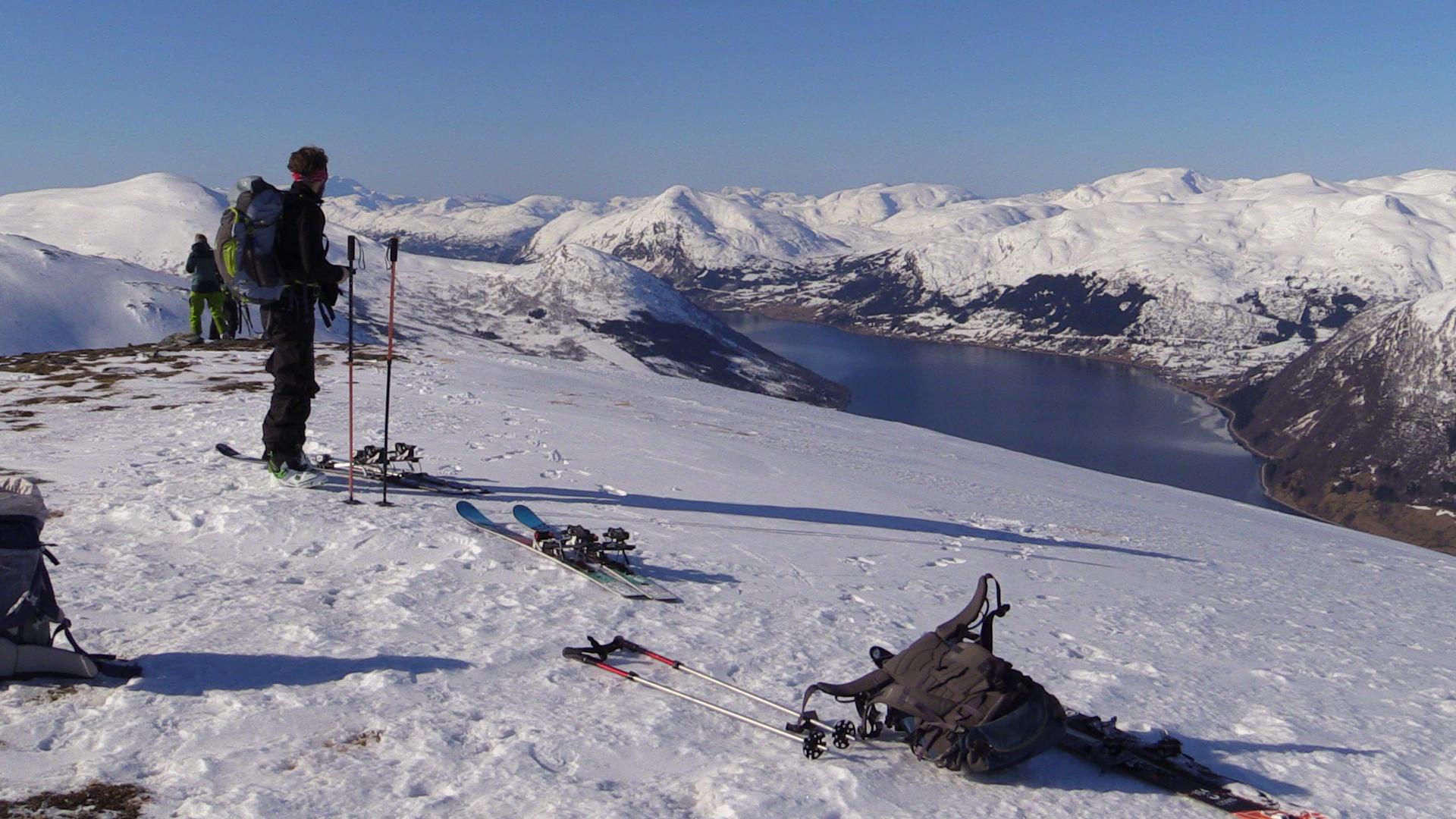 Olahansfjellet, Foto Olav Sægrov