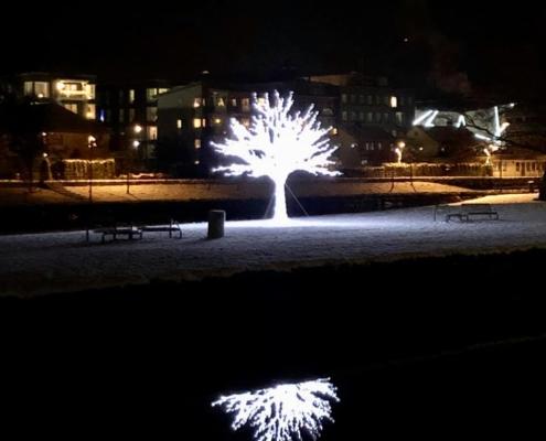 Julebyen Førde tre